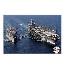 USS Enterprise CVN-65 Postcards (Package of 8)