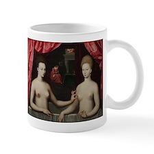 Gabrielle d'Estrées et une de ses soeurs Mug