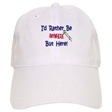Dialysis Patient Baseball Cap