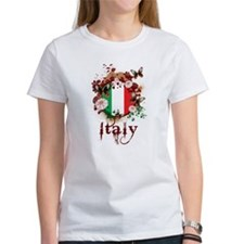 Butterfly Italy Tee