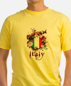 Butterfly Italy T