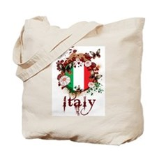 Butterfly Italy Tote Bag