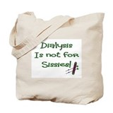 Dialysis patient Totes & Shopping Bags
