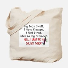 Dialysis Patient Tote Bag
