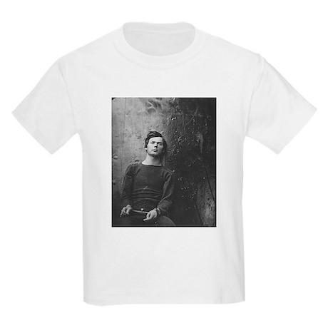 Lewis Powell Mugshot Kids Light T-Shirt