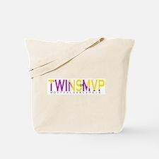 Twins for MVP Tote Bag