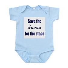 Save the Drama Infant Bodysuit