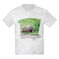 Capybara Laying Down T-Shirt