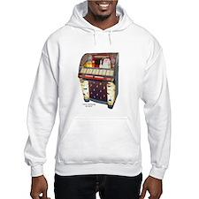 Seeburg M100W Jukebox Hoodie