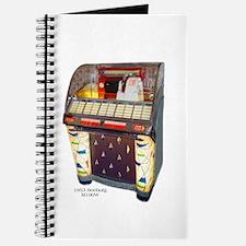 Seeburg M100W Jukebox Journal