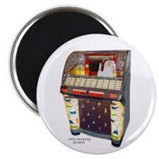 Seeburg M100W Jukebox Magnet