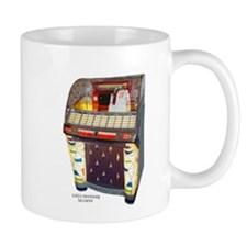 Seeburg M100W Jukebox Mug
