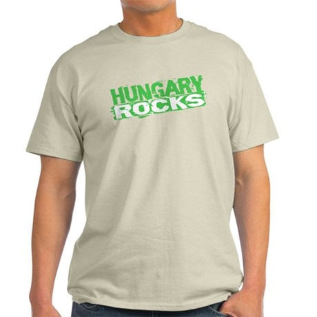 Hungary Rocks Light T-Shirt