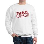 Iraq Rocks Sweatshirt