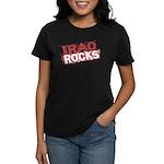 Iraq Rocks Women's Dark T-Shirt