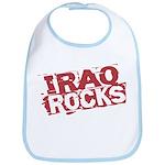 Iraq Rocks Bib