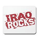 Iraq Rocks Mousepad