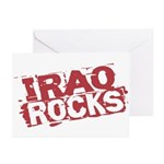 Iraq Rocks Greeting Cards (Pk of 10)