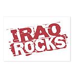 Iraq Rocks Postcards (Package of 8)