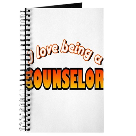 I Love Being A Counselor Journal