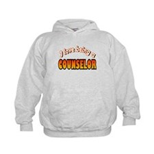 I Love Being A Counselor Hoodie