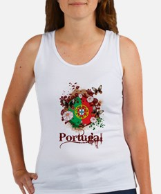 Butterfly Portugal Women's Tank Top