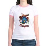 Guam Jr. Ringer T-Shirt