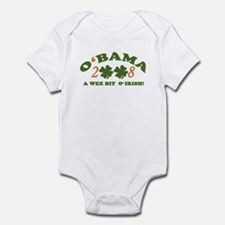 O'BAMA 2008 Infant Bodysuit
