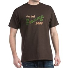 O'BAMA 2008 - Vote Irish T-Shirt