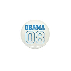 Vintage Obama 08 Mini Button (100 pack)