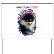 Pomeranian Pride Yard Sign