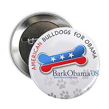American Bulldogs for Obama button