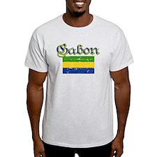 Gabonese Flag T-Shirt