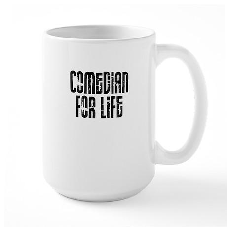 Comedian Large Mug
