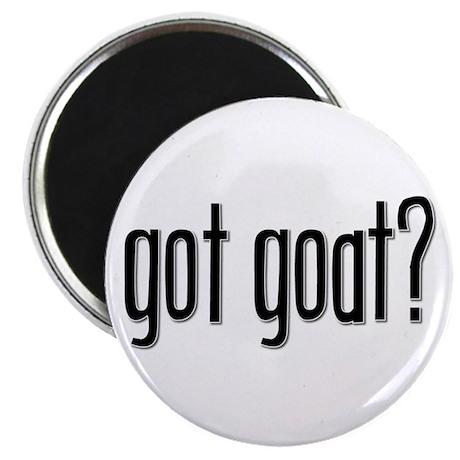 Got Goat? Magnet
