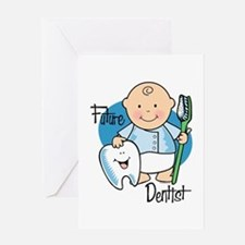 Future Dentist Greeting Card