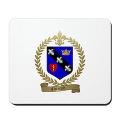 CHENARD Family Crest Mousepad
