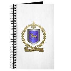 CHEVAL Family Crest Journal