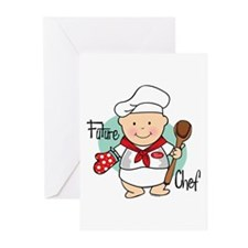 Future Chef Greeting Cards (Pk of 10)