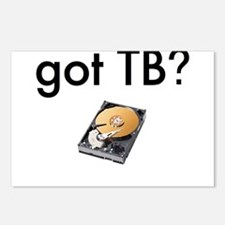 got TB? Postcards (Package of 8)