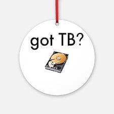 got TB? Ornament (Round)