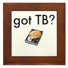 got TB? Framed Tile