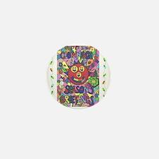 Seasons Greetings Mini Button