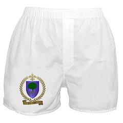 CHIASSON Family Crest Boxer Shorts