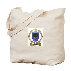 CHIASSON Family Crest Tote Bag
