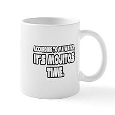 """""""It's Mojitos Time"""" Mug"""