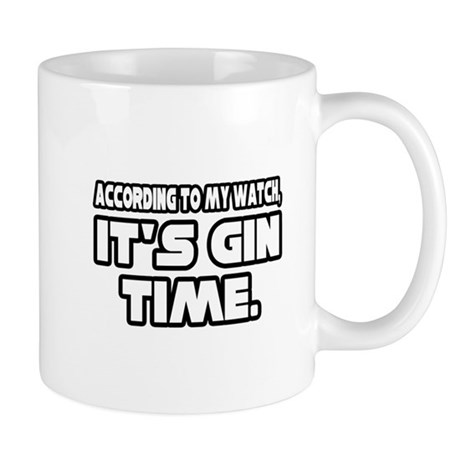 """It's Gin Time"" Mug"