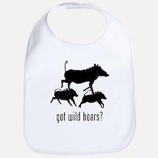Wild Boars Bib