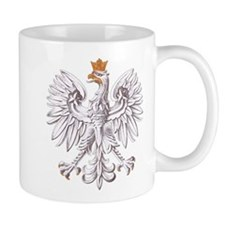 Polish White Eagle Mug