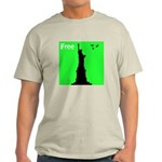4th of July Freedom Light T-Shirt